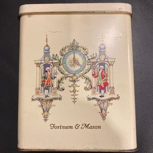 Fortnum And Mason Tin